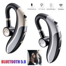 Bluetooth Earphone Wireless Headset Headphones Handsfree Call for Samsung Apple
