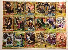 One Piece OnePy Berry Match W PART10 RARE Set 42/42