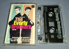 THE EVERLY BROTHERS THE BEST OF 1957-1960 cassette tape album T7774