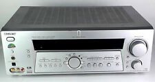 Sony STR-DE885 5.1 Channel DOLBY Home Theater Receiver Silver FREE SHIPPING