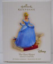 2007 Hallmark Keepsake Ornament Cinderella The Glass Slipper-QXD4287