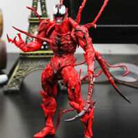 "Kaiyodo Yamaguchi Amazing Red Venom Canage 6"" Model PVC Action Figure Toy"