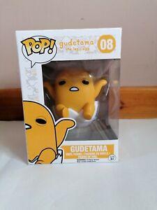 Gudetama Pop Figure (the Lazy Egg)