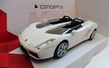 Lamborghini CONCEPT S Scale Model Scale 1:43 mondo motors