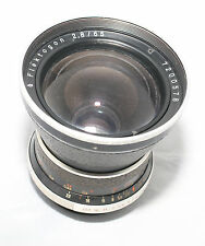 Carl Zeiss Jena Flektogon 65mm f2.8 Pentacon Six mount wide angle lens