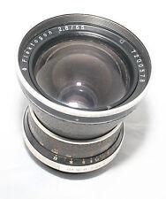 Carl Zeiss Jena Flektogon 65mm f2.8 Pentacon Six mount wide angle lens