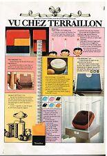 Publicité Advertising 1976 Les Balances et pèse personne Teraillon