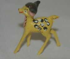 Rare Marx Disneykins Disney figure - Bambi - 1960's - Fast and free UK Postage