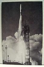 Ranger IV Space Launch Astronaut Exhibit Supply Card 16