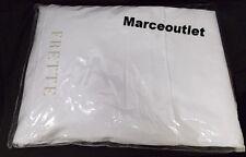 Frette Double Ajour Collection KING Sheet Set White