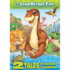 The Land Before Time: 2 Tales of Discovery and Friendship (DVD, 2006) * NEW *