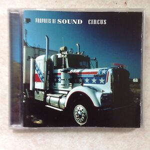 Prophets Of Sound Circus Cd 2002