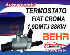 TERMOSTATO COMPLETO BEHR FIAT CROMA 1.9 DMTJ 88KW DAL 6/2005 IN POI