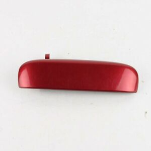 2014 - 2018 Mitsubishi Mirage Red Outside Trunk Liftgate Handle 5810A065RA 2609