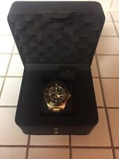 RARE STEINHART 42MM OCEAN ONE BRONZE 300M AUTOMATIC WATCH