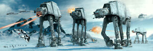 Star Wars: Episode V - Empire Strikes Back - Door Movie Poster (Battle Of Hoth)