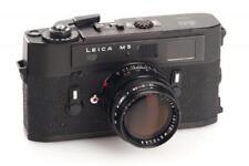 Leica M5 black Dummy !!!NON WORKING DISPLAY MODEL!!! // 29837,1