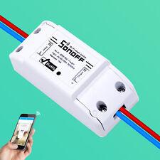 WiFi Smart Switch Timer IOS / Android APP telecomando casa zoccolo di potere NEW
