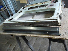 Trabant P50 P60 500 600 Reparaturblech Türblech Unterkante