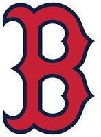 Boston Red Sox B Logo Sticker     Vinyl Decal    10 Sizes!!!