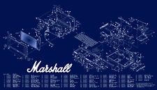 Comprehensive Marshall service, user manuals and schematics