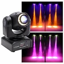 Moving Head Lichteffekt LED UKing 50W LED Bühnenlicht DMX 10/12CH unvollständig