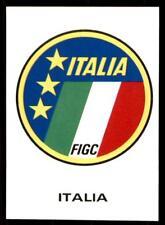 COUPE DU MONDE PANINI HISTOIRE 1990 - ITALIA BADGE N°28