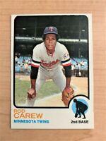 1973 Rod Carew Topps Baseball Card #330 (Original)