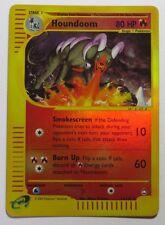 Houndoom REV HOLO - 14/147 Aquapolis - Rare Pokemon Card