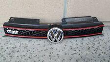10 11 12 13 14 VW VOLKSWAGEN GOLF GTI FRONT GRILL GRILLE EMBLEM OEM 5K0853651