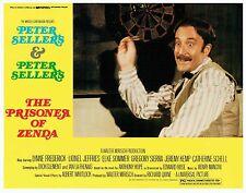 THE PRISONER OF ZENDA, original 1979 mint Lobby Card Set, PETER SELLERS comedy