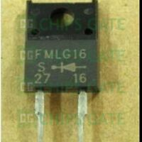 5PCS FMLG16S Encapsulation:TO-220,ULTRA-FAST-RECOVERY RECTIFIER DIODES