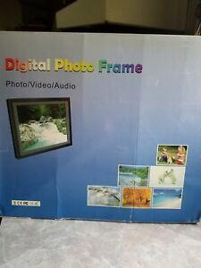 15 inch Black High Resolution TFT Digital Photo Frame + Remote Control