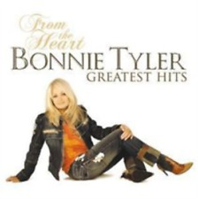 Bonnie Tyler-From the Heart - Greatest Hits (UK IMPORT) CD NEW