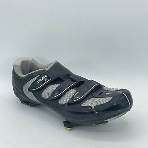 Specialized Womens Spirita Rd Black Road Cycling Shoes 3 Bolt Size 8