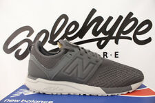NEW BALANCE 247 MAGNET OVERCAST GREY WHITE WINTER KNIT RUNNING MRL247GO SZ 12