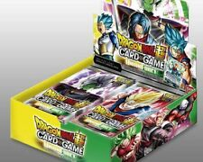 Dragon Ball Super Union Force Booster Bx Sealed + 2 Dash Pk Presale ship 27 Nov