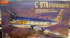 1/72 Academy C-97A Stratofreighter  (Boxed Damaged) Kit and Decals are good