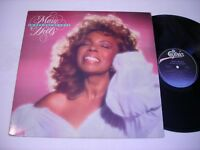 PROMO Mary Wells In and Out of Love 1981 Stereo LP VG++ w insert