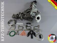 Turbolader VW Audi A1 Polo Seat 1.6L 03L253016H 03L253016A KKK + Montagesatz+