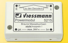 Viessmann 5215 Powermodul # Nuevo Emb. Orig. #