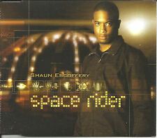SHAUN ESCOFFERY & MJ COLE Space Rider EDITS & MIXES  CD single SEALED USA seller