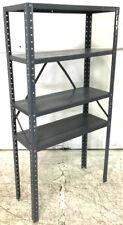 4-tier Metal Rack Lot 3142