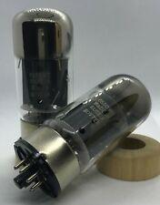 6550WE Svetlana matched pair 2 pieces NOS tube valve