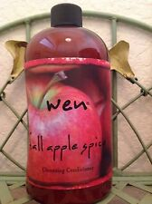 WEN FALL APPLE SPICE CONDITIONER 16oz ~SEALED~~WITH PUMP