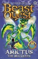 Amictus the Bug Queen: Series 5 Book 6 (Beast Quest), Blade, Adam, Very Good Boo