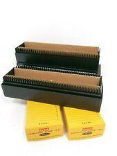 Kodak Cavalcade Slide Trays No.1 In Boxes