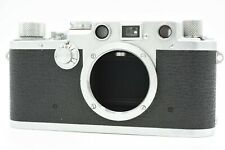 Leica IIIf Black Dial 35mm Rangefinder Camera (Body Only) *CLA by YYE*  #P2224