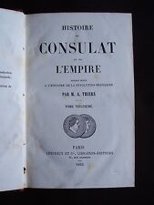 Histoire du consulat et de l'empire faisant suite à l'histoire de la Révolution