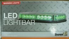 Buyers Products 8891048 24 GREEN LEDs  Light Bar MAGNETIC